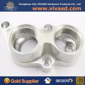Custom High quality cnc machining service aluminum machined parts