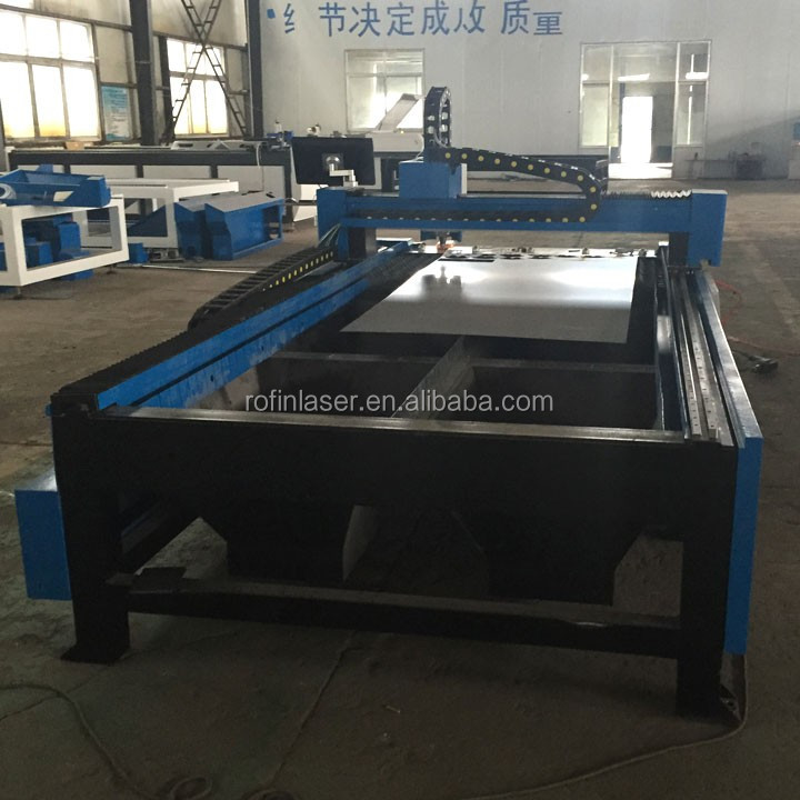Economical 300w cnc fiber laser cutting machine