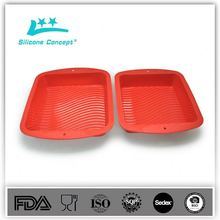 Microwave silicone cake form/cake chocolate mould