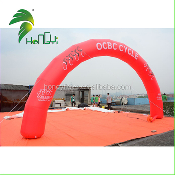 Air Blower For Inflatable Arch , Inflatable Gate Entrance Archway For Sale