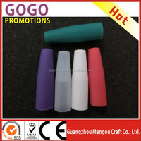 individual packing silicone rubber e cigar mouthpiece for ecigarette, disposable e cigarette silicone tips cover fit for ecig