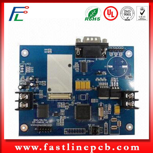 Substrate FR4 PCB PCBA Assembly, PCBA Prototype, PCBA Manufacturer in China OEM Factory With 1.6mm Board