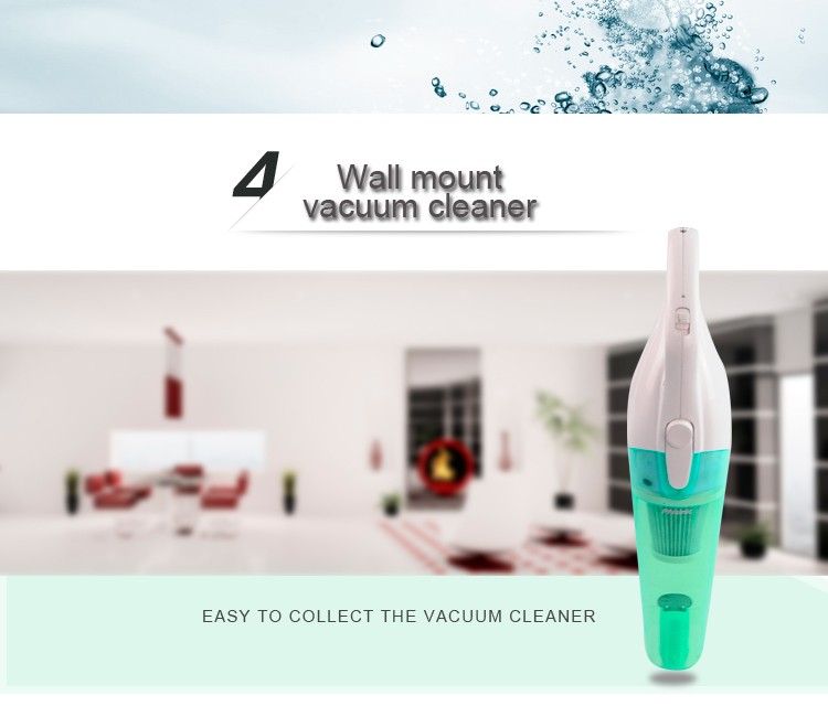 Phisinic FVC-SL1074 Cordless Stick Vacuum,Rechargeable Lithium lon Battery with Wall Mount