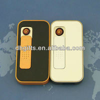 2013 hot king piezo USB electric lighter for retail sell