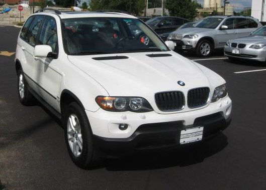 2004 BMW X5 3. 0i used cars