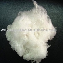 Polyester staple fibre 1.5d*38/51mm white