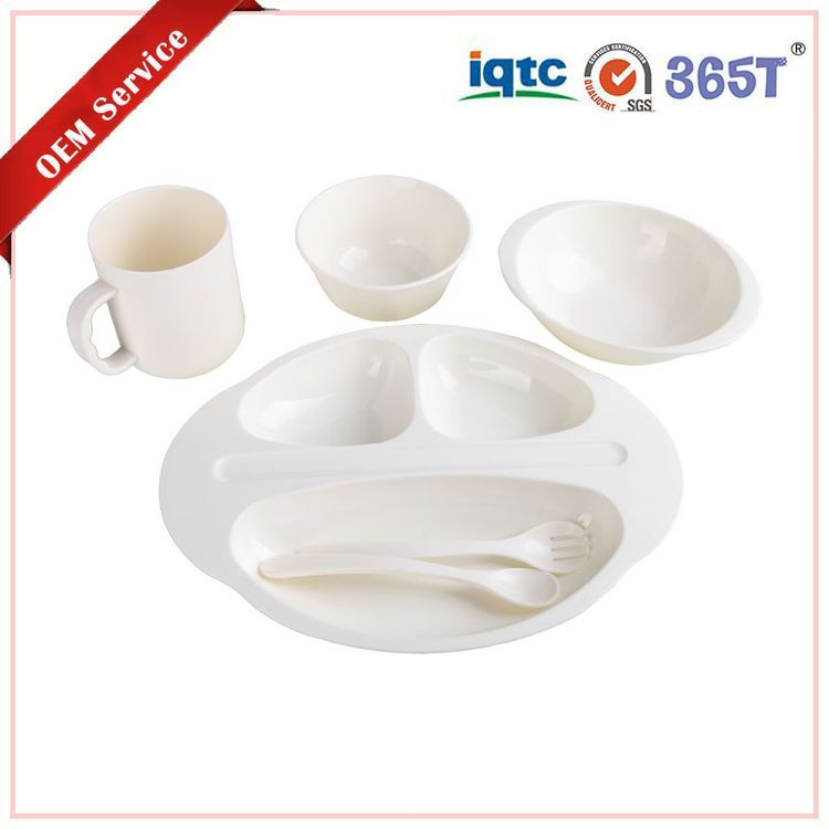 Portable non-toxic silicone new style baby feeder training food warmer bowl