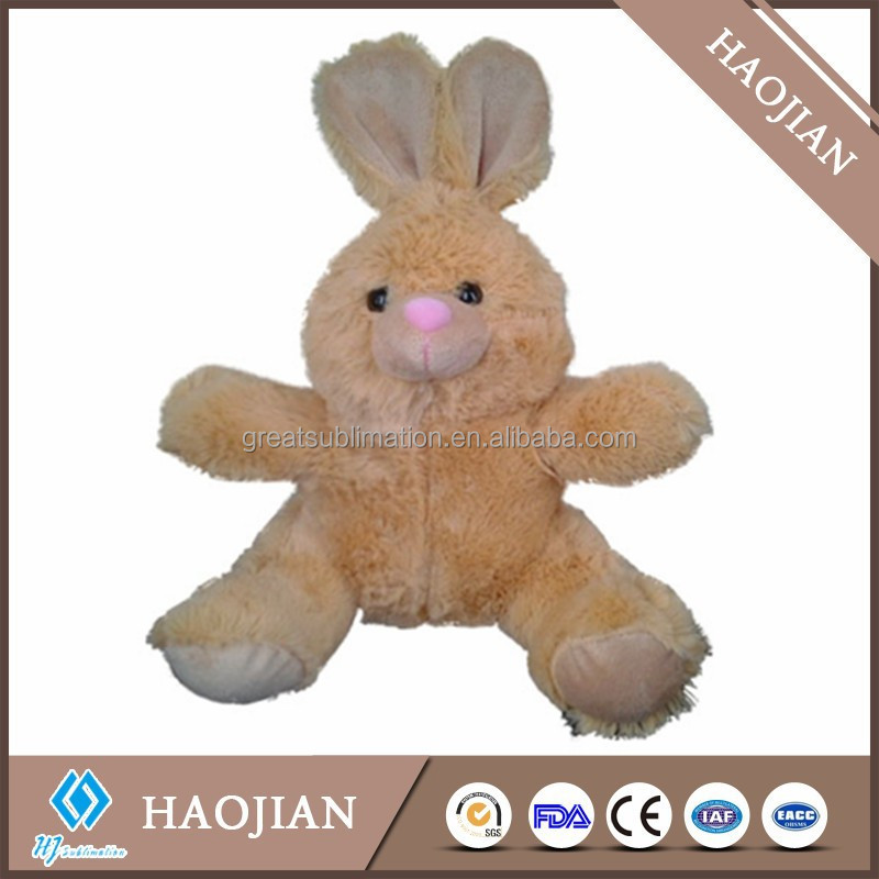 cute toy rabbit with sublimation T-shirt