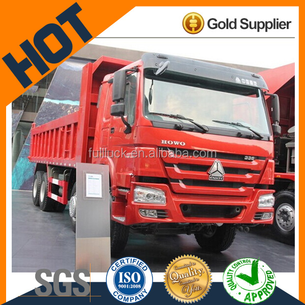 SINOTRUK HOWO 12-Wheel 40 Ton Dump Truck for sale
