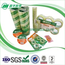 Made In China BOPP Packing Printed Super Clear Adhesive Strapping Tape