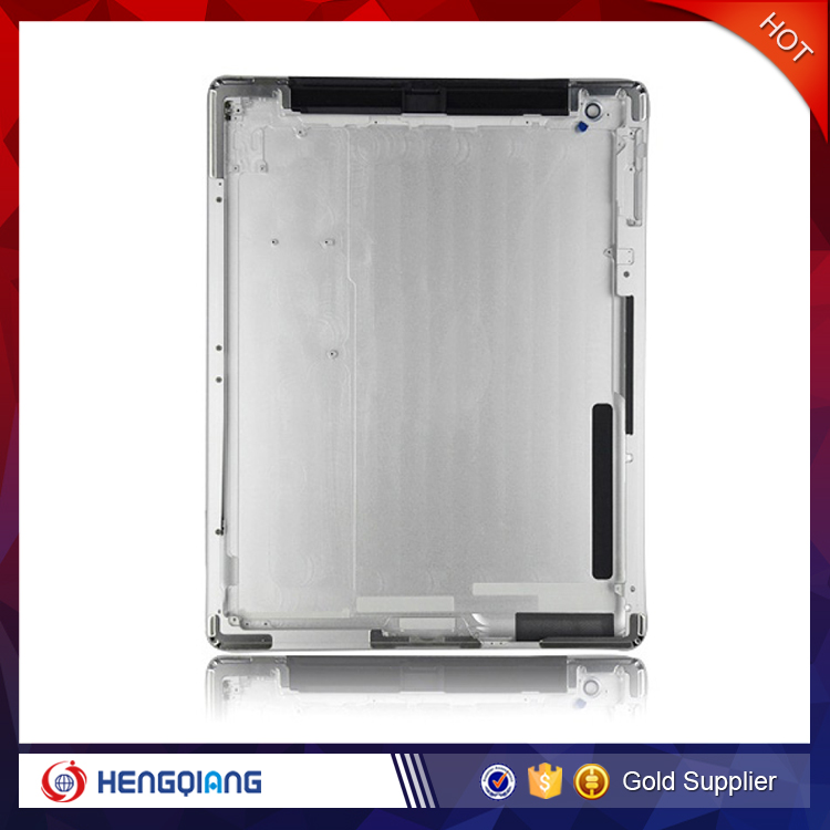 High quality repair part WIFI and 3G Battery back door cover housing for iPad 2