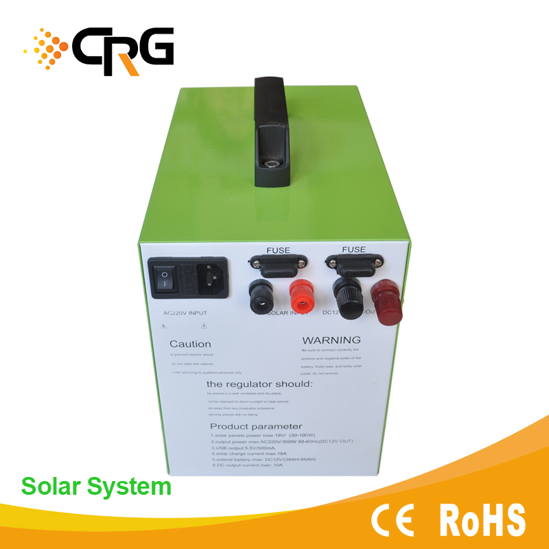 300w 38a solar inverter kit dc to ac converter for phone