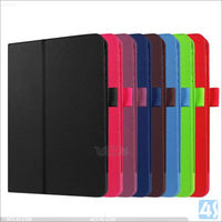 Utra Thin Folding PU Leather Case Cover For iPad Mini 4 Skin Funda Stand Case