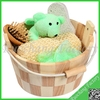 Promotional bath accessory sets,beauty bath toy gifts set