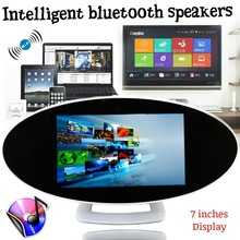 NEW Pan Ocean 7 Inch Android TV Box wifi Bluetooth WLAN Internet Radio Android 4.4.4 Dual Core Camera Mic HDMI Media Player HD