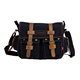 Canvas Shoulder Laptop Bag European Shoulder Bag for ladies