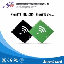 Rfid Smart Bus Key Card with design printing