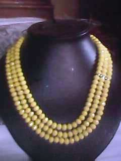 beads necklaces. earrings and braclets