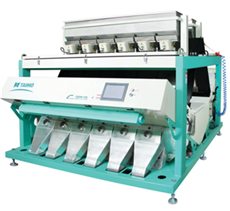 Plastic Flake Color Sorting Machine In China