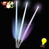 Competitive price top quality plastic light up spinning wand