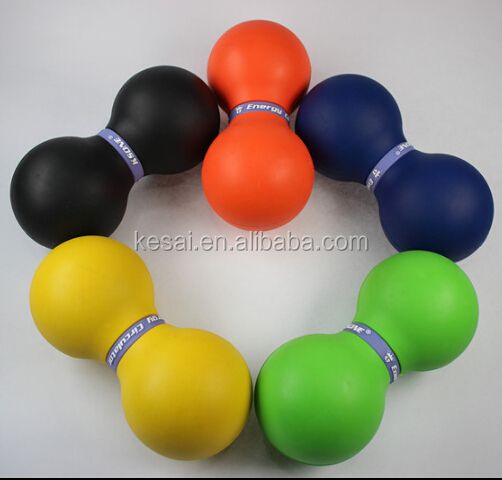 Crossfit trigger point muscle knot massage ball