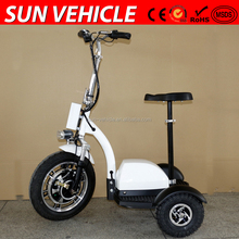 Hot Sale 350W 36V Zappy 3 Wheel Electric Scooter For aged