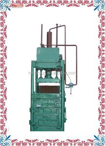 Impeccable Hydraulic waste corrugated paper carton box press baler machine for sale with CE approved