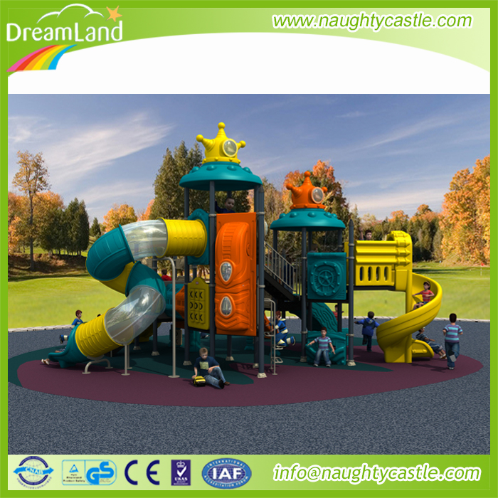 Guangzhou second hand playground equipment for sale