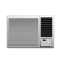 Hot selling 2018 new style window mounted air conditioner
