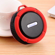 New Wireless Portable Mini Waterproof Speaker with suction cup