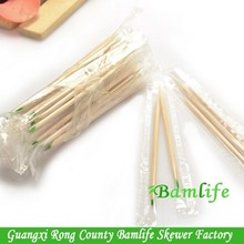2.0*65mm best quality bamboo toothpick 1000pcs/box one tip with mint
