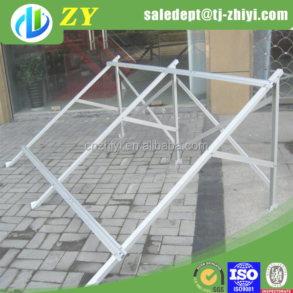 High quality solar panel support mounting structures /solar panel stand