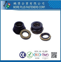 Taiwan Stainless Steel Mechanical Seal Fluoroelastomer Seal Silicone Seal