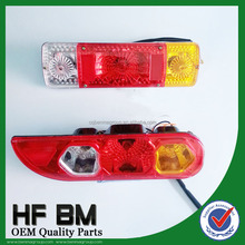Electric Rickshaw Accessories LED Tail light/Tricycle Motorcycle Parts Supplier