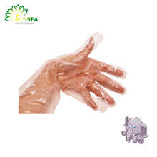 disposable veterinary animal insemination long sleeve gloves