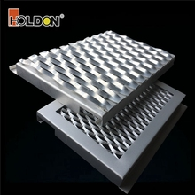 2018 China hot sale fireproof metal sheet mesh ceiling/aluminum expanded metal mesh for ceiling