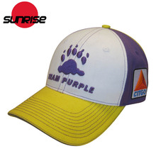 Wholesale Embroidered alibaba hats custom fabric hats