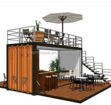 20FT Container coffee Shop