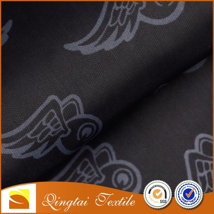 Hot sale Top quality Printing solid polyester umbrella fabric