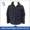 Waterproof Blue Security Guard Jackets Men