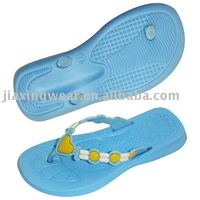 2014 Hot selling ECO material pvc upper eva sole slippers FACTORY DIRECT SALE
