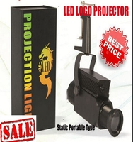 Free sample , hot selling most popular led gobo projector