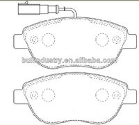 Brake Pads D1533-8742 For Car Spare Parts