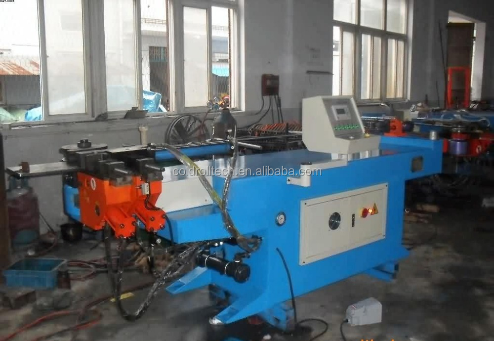 CNC automatic electric hydraulic pipe tube bending machine bender