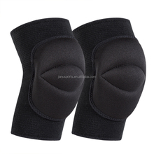 Hot Selling WoWEN-5095# Black Adult kids volleyball knee pads