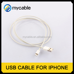 Factory direct sale USB cable wholesale Alibaba for iPhone 6 6s 5 5s