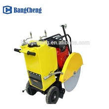 asphalt road hand held concrete cutting saw
