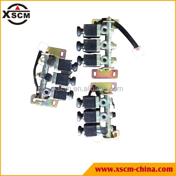 Hot sell engine solenoid valves NXG37PFM181-54010 for XCMG