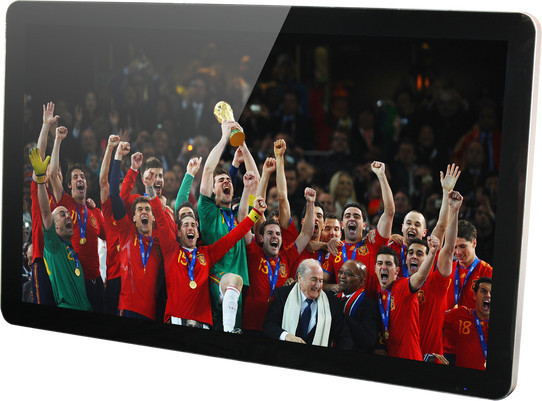 Appealing lcd advertising display digital signage device