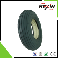 High Performance Grey PU InFilled Tire